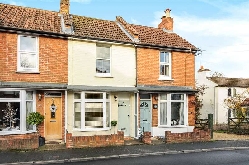 2 Bedrooms Terraced House for sale in Coworth Road, Sunningdale, Berkshire, SL5