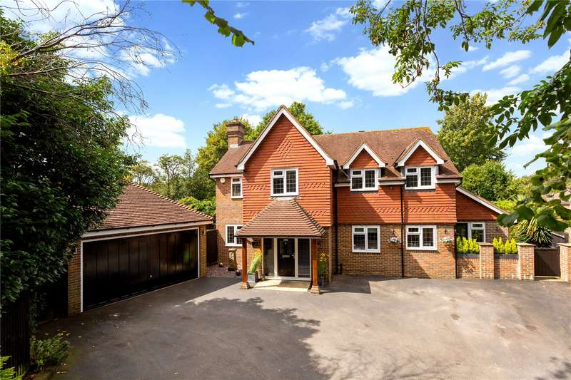 5 Bedrooms Detached House for sale in Stonewall Park Road, Langton Green, Tunbridge Wells, Kent, TN3
