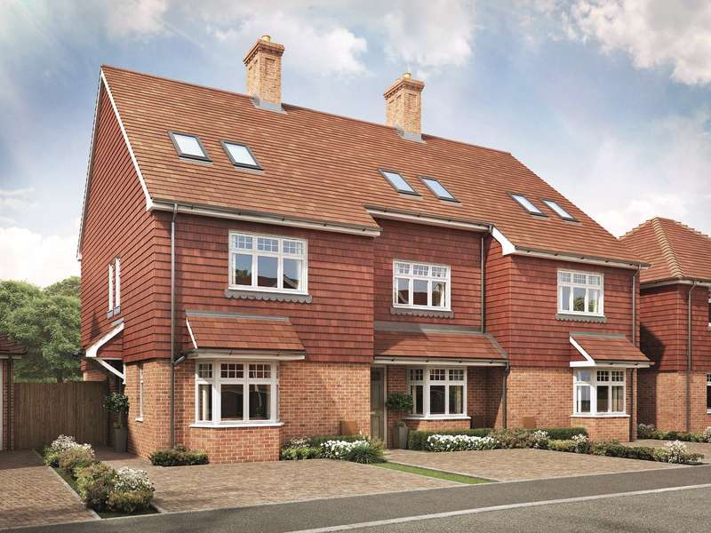 3 Bedrooms Terraced House for sale in Mayfield Place, Love Lane, Mayfield, East Sussex, TN20
