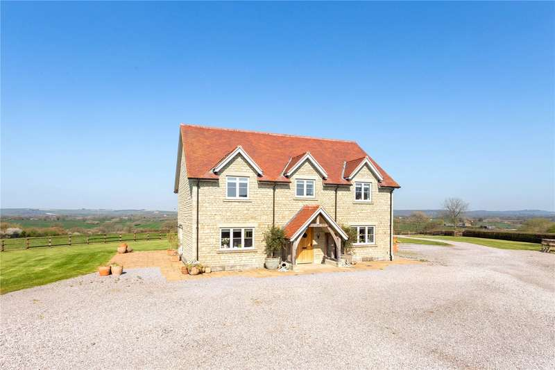 5 Bedrooms Detached House for sale in Gillingham, Dorset, SP8