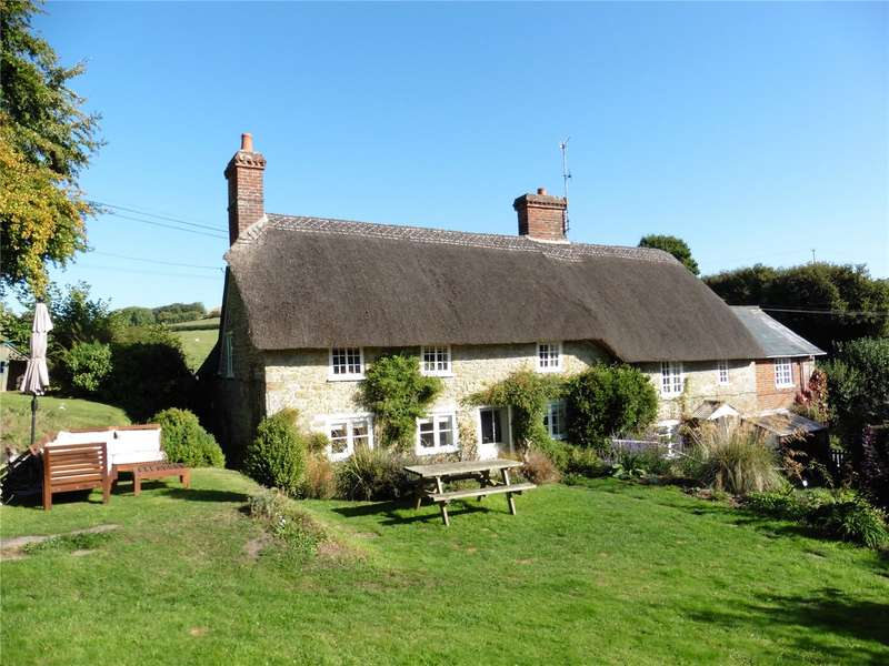 5 Bedrooms Detached House for sale in Compton Abbas, Shaftesbury, Dorset, SP7
