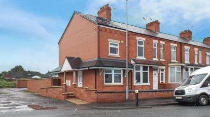3 Bedrooms End Of Terrace House for sale in Underwood Lane, Crewe, Cheshire