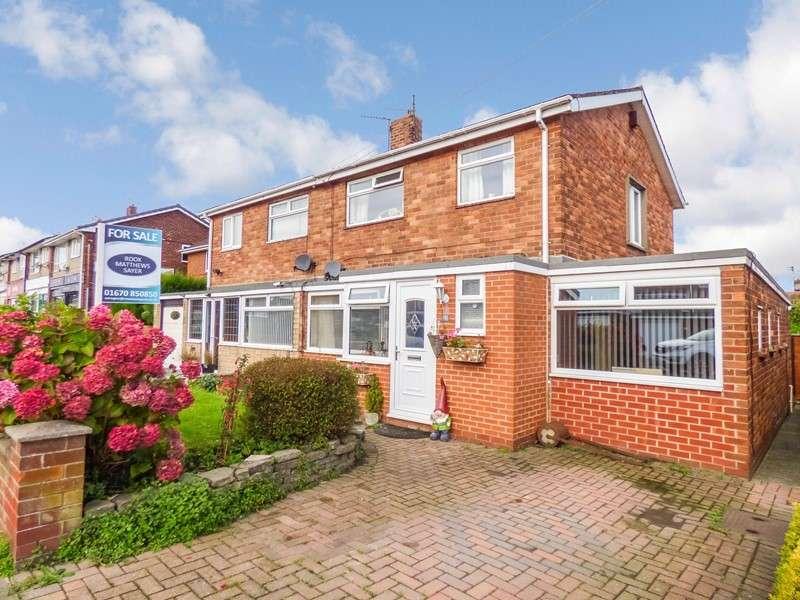 4 Bedrooms Property for sale in Ashington Drive, Choppington, Northumberland, NE62 5AH