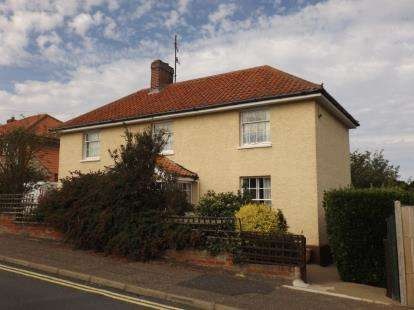 3 Bedrooms Detached House for sale in Cromer, Norfolk, United Kingdom