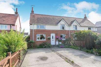 3 Bedrooms Semi Detached House for sale in Mistley, Manningtree, Essex