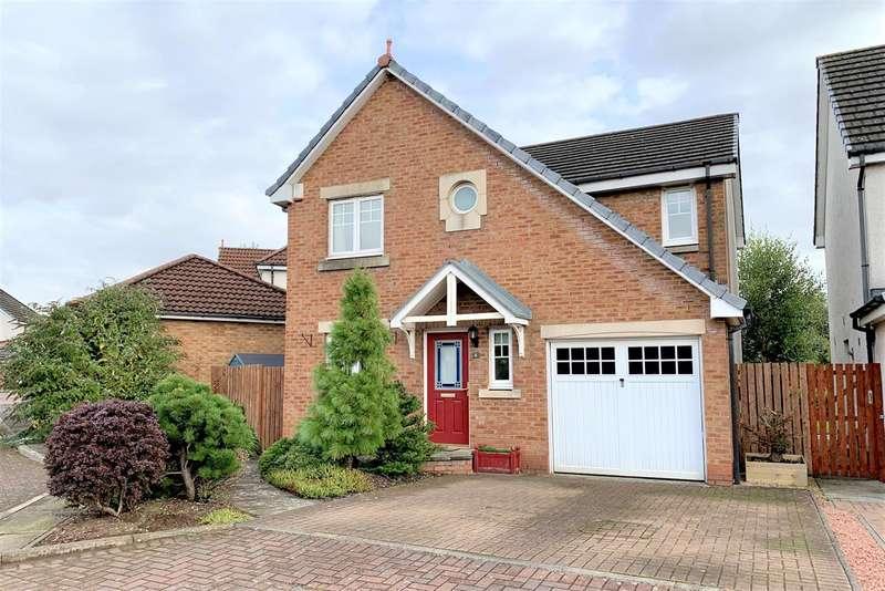 4 Bedrooms Detached House for sale in Mccambridge Place, Larbert
