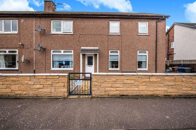 3 Bedrooms Apartment Flat for sale in Jubilee Crescent, Gorebridge, Midlothian, EH23