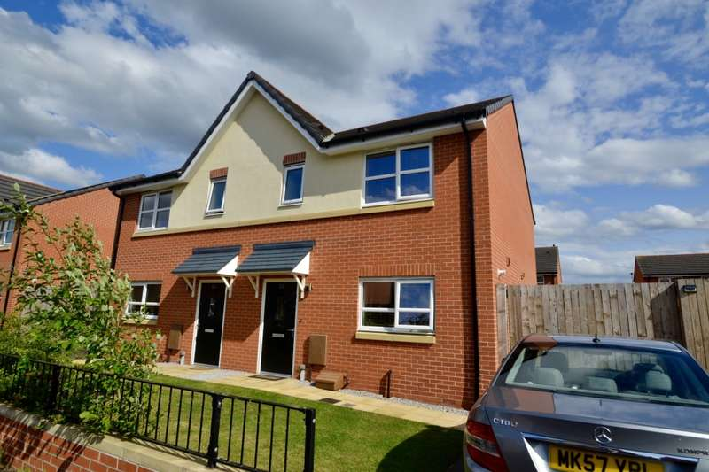 3 Bedrooms Semi Detached House for rent in Woodpecker Road, Chorlton, M21