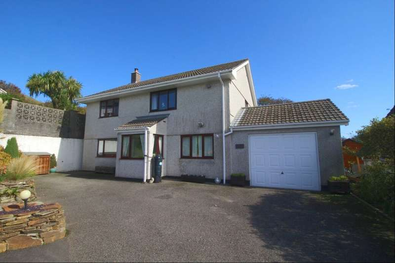 4 Bedrooms Detached House for sale in School Hill, High Street, St. Austell, PL26