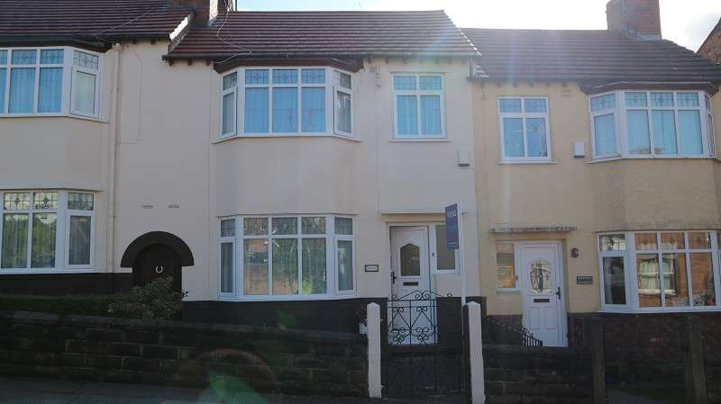 3 Bedrooms Terraced House for sale in Castle Street, Woolton, Liverpool, L25