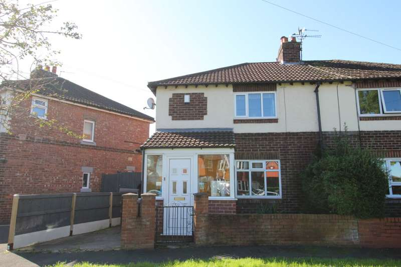 2 Bedrooms Semi Detached House for sale in Dumbarton Road, Reddish, Stockport, Cheshire, SK5