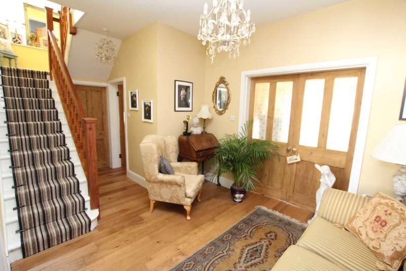 4 Bedrooms Semi Detached House for sale in 26 Charleston Road, Eastbourne.
