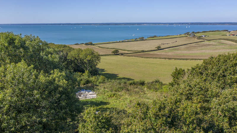 Land Commercial for sale in Gurnard, Isle Of Wight