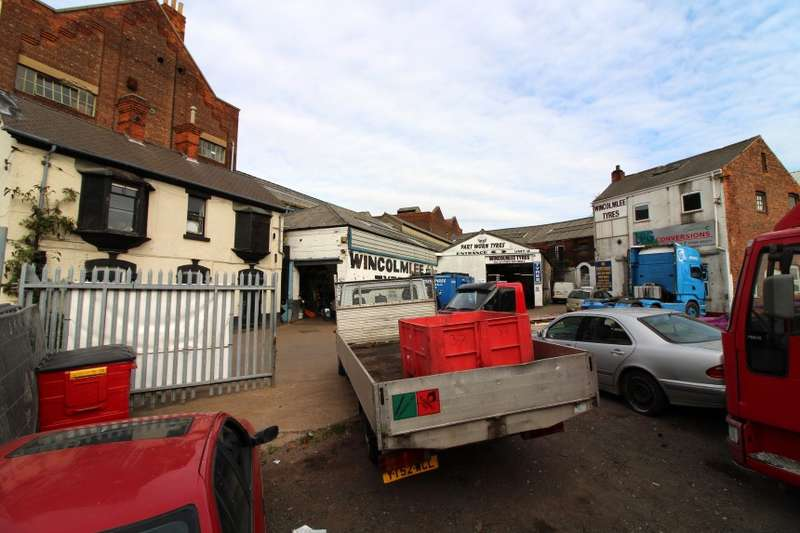Commercial Property for sale in 254 Wincolmlee, Hull