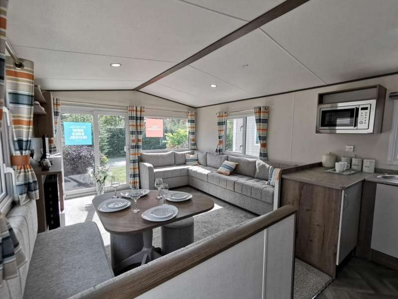 3 Bedrooms Caravan Mobile Home for sale in Malvern View, Worcestershire