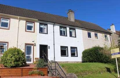 3 Bedrooms Terraced House for sale in Ewing Road, Lochwinnoch