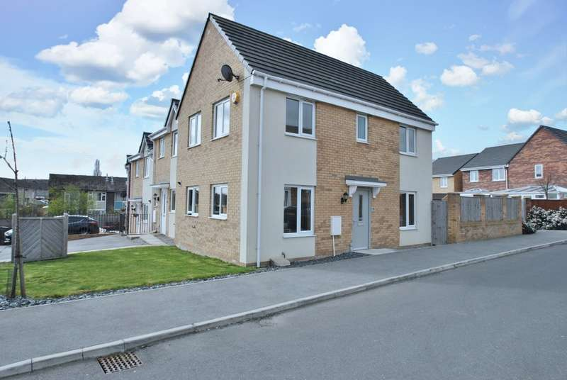 3 Bedrooms Town House for sale in Fred Edwards Park, Upper Haugh