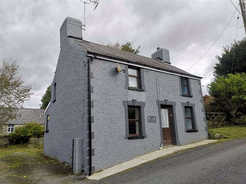 3 Bedrooms Detached House for sale in Ysbyty Ystwyth, Ystrad Meurig