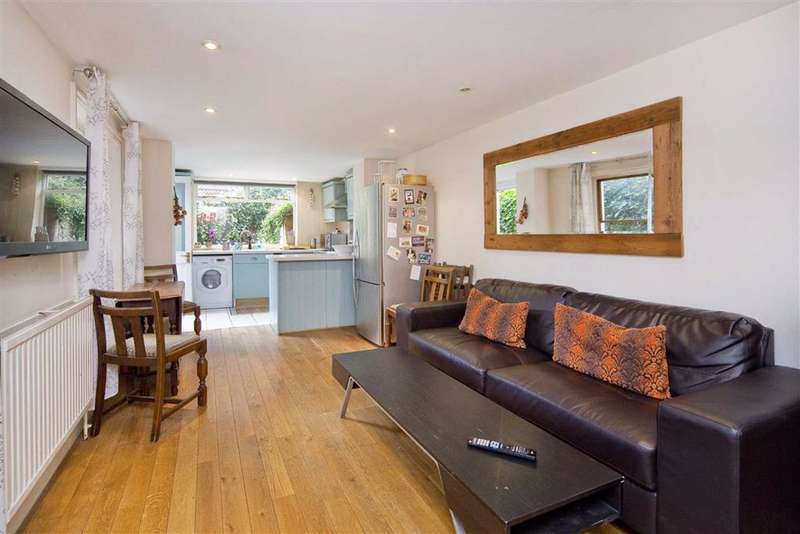 2 Bedrooms Flat for sale in Fordingley Road, London, W9