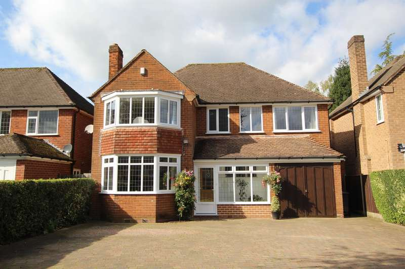 4 Bedrooms Detached House for sale in Jervis Crescent, Four Oaks, B74 4PN