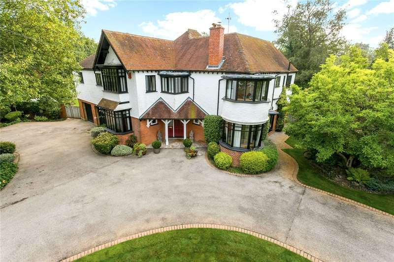 5 Bedrooms Detached House for sale in Maplefield Lane, Chalfont St. Giles, Buckinghamshire, HP8