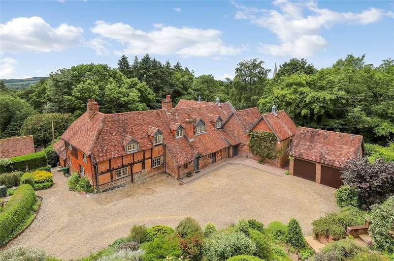 6 Bedrooms Detached House for sale in School Hill, Alderbury, Salisbury, Wiltshire, SP5