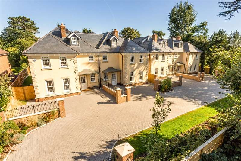 5 Bedrooms Semi Detached House for sale in St. Judes Road, Englefield Green, Egham, Surrey, TW20