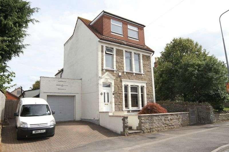 4 Bedrooms Property for sale in Memorial Road Hanham, Bristol