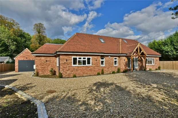 4 Bedrooms Detached House for sale in Bangors Cottages, Norwood Lane, IVER, Buckinghamshire