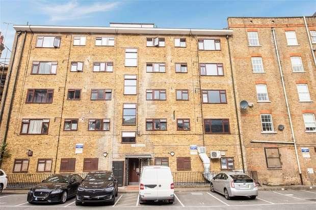 1 Bedroom Flat for sale in 3 New Goulston Street, London
