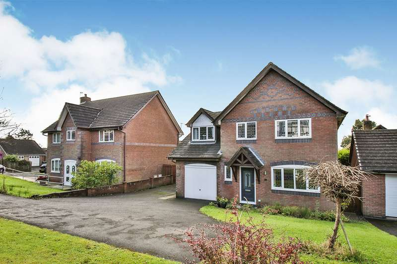 4 Bedrooms Detached House for sale in Clockhouse Avenue, Burnley, Lancashire, BB10