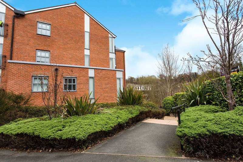 2 Bedrooms Apartment Flat for sale in Rope Walk, Congleton, Cheshire, CW12