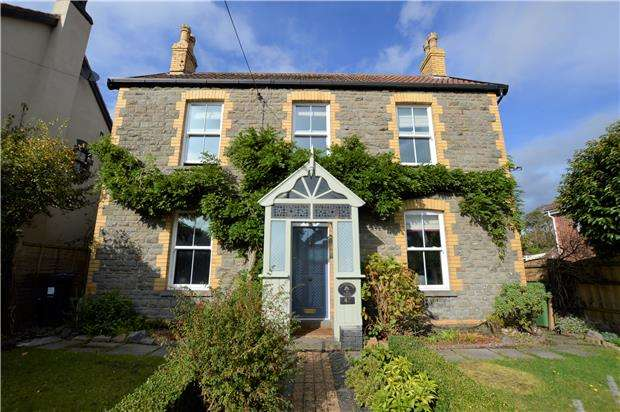 3 Bedrooms Cottage House for sale in Down Road, Wintebourne Down. BS36 1BZ.
