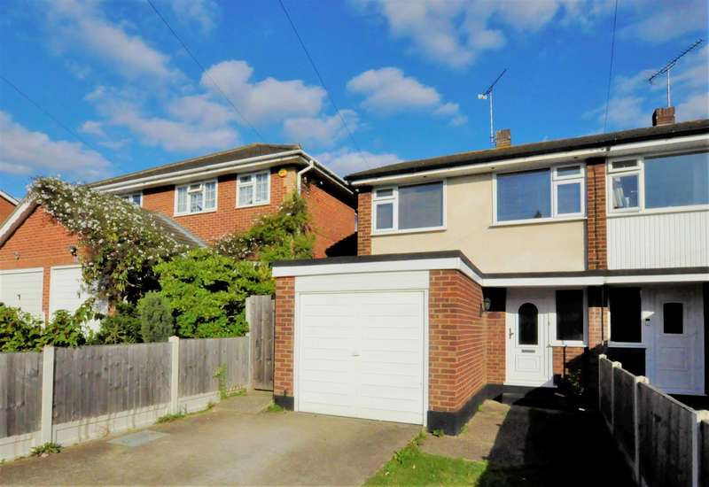3 Bedrooms House for sale in Roseberry Avenue, Benfleet