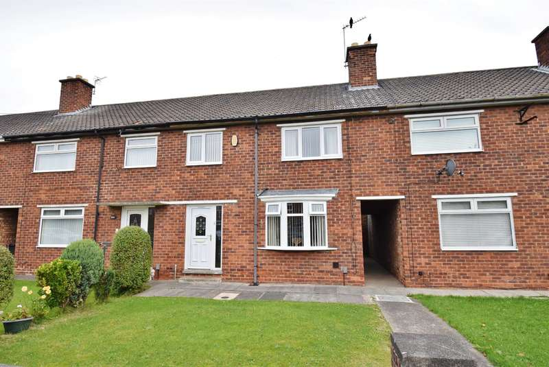 3 Bedrooms Terraced House for sale in Overdale Road, Park End, Middlesbrough, TS3 0BT