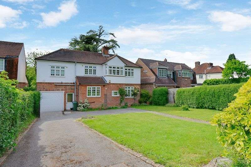 4 Bedrooms Detached House for sale in Green Curve