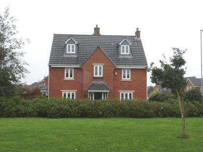 5 Bedrooms Detached House for sale in The Broads, St Helens, Merseyside, Uk, WA9