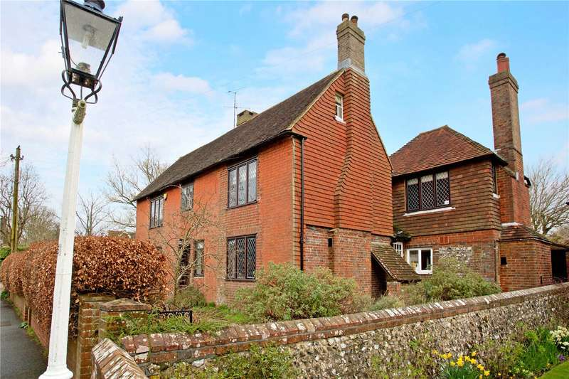 5 Bedrooms Detached House for sale in East End Lane, Ditchling, East Sussex, BN6