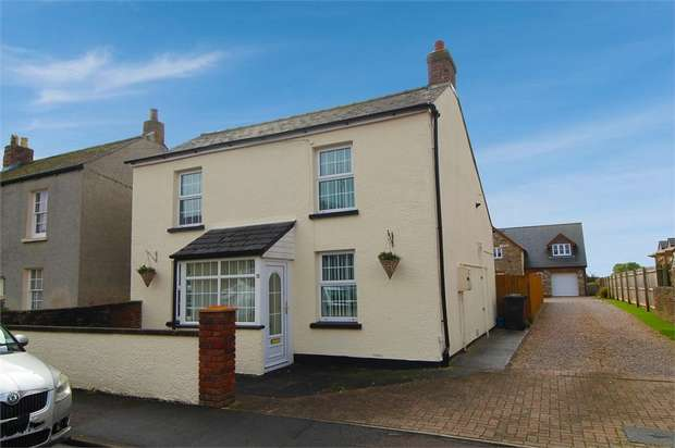 3 Bedrooms Detached House for sale in Campbell Road, Broadwell, Coleford, Gloucestershire