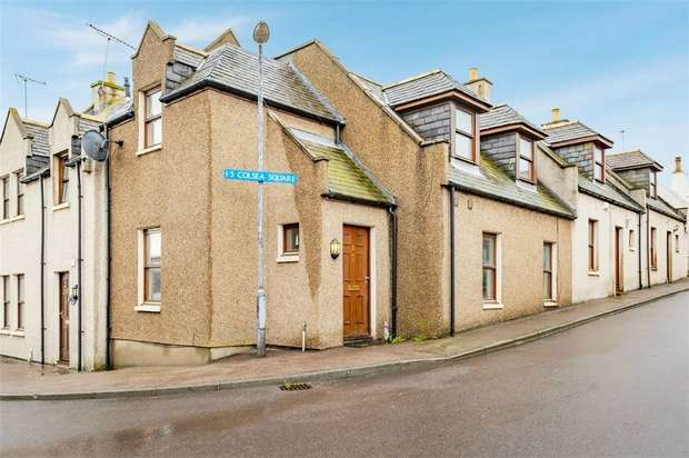 3 Bedrooms Terraced House for sale in Colsea Square, Cove Bay, Aberdeen
