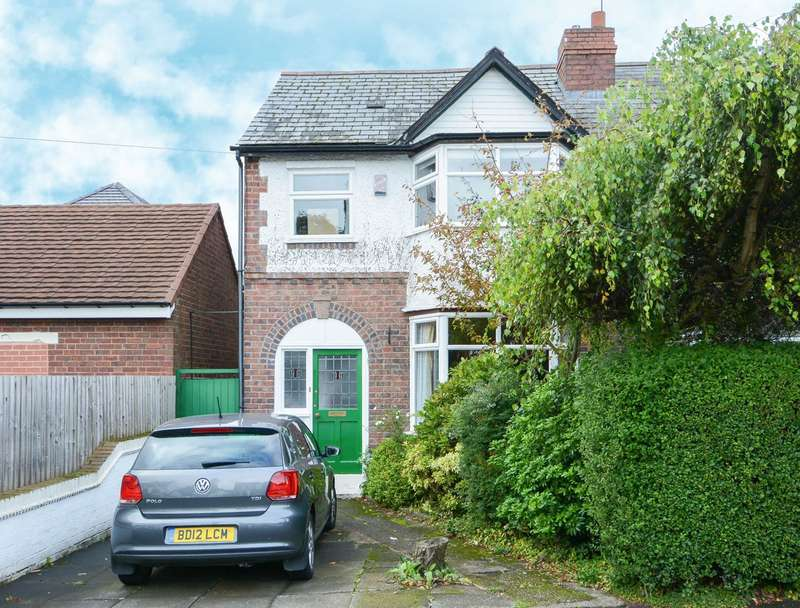 3 Bedrooms Semi Detached House for sale in Beechwood Road, Bearwood, B67