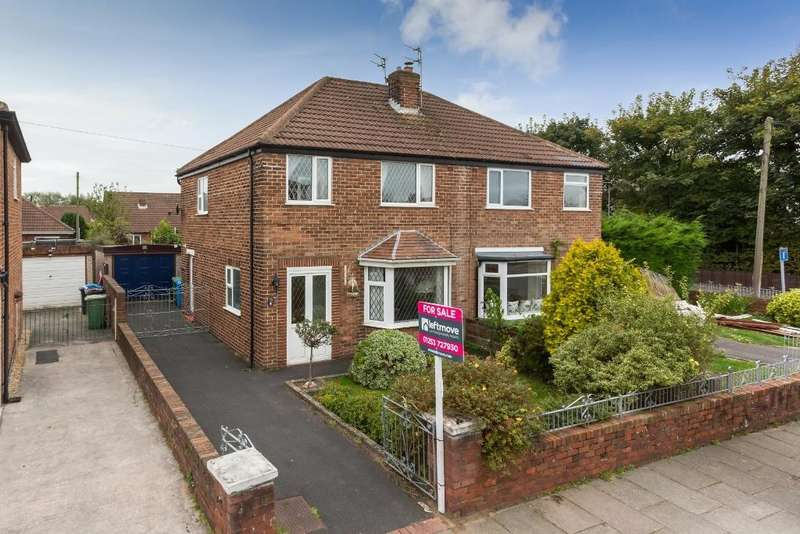3 Bedrooms Semi Detached House for sale in Roseway, Lytham St. Annes