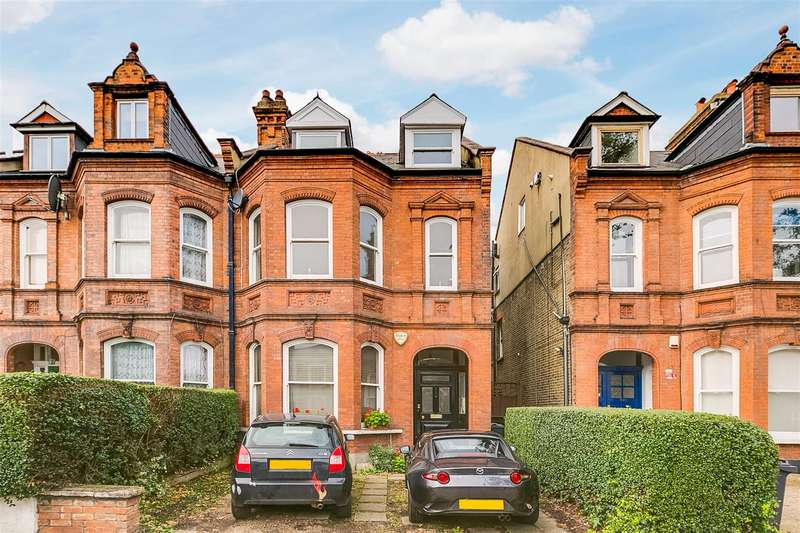 1 Bedroom Flat for sale in Goldhawk Road, London, W6