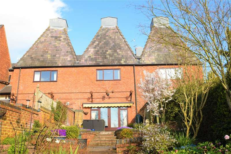 5 Bedrooms Barn Conversion Character Property for sale in 4 The Hopkilns, Kyrewood, Tenbury Wells, Worcestershire, WR15