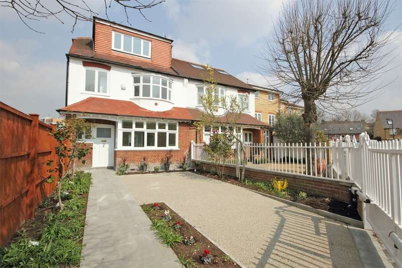 4 Bedrooms Semi Detached House for rent in Southfield Road, Chiswick, W4