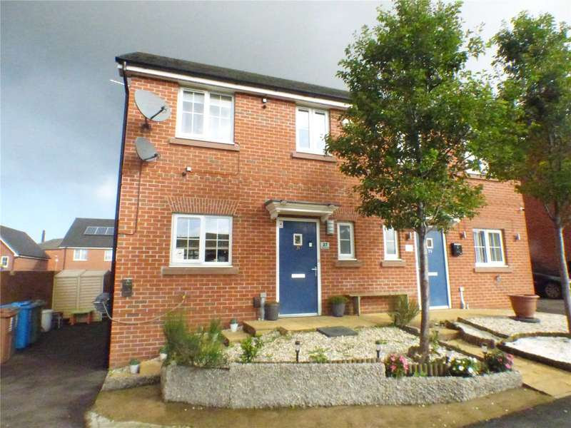 3 Bedrooms Semi Detached House for sale in Oak Close, Chadderton, Oldham, Greater Manchester, OL9