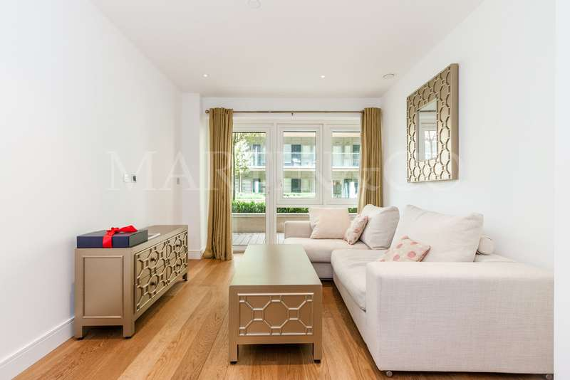 1 Bedroom Apartment Flat for sale in Vista House, Dickens Yard W5