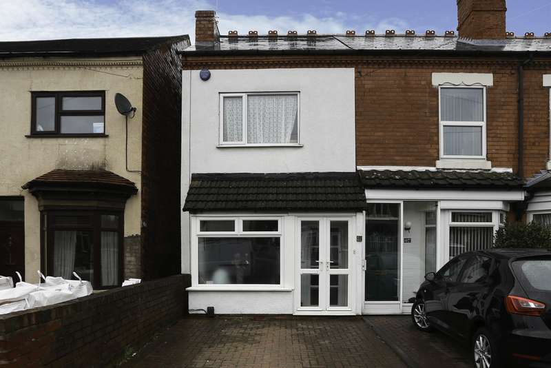 2 Bedrooms Terraced House for sale in Coles Lane , Sutton Coldfield B72