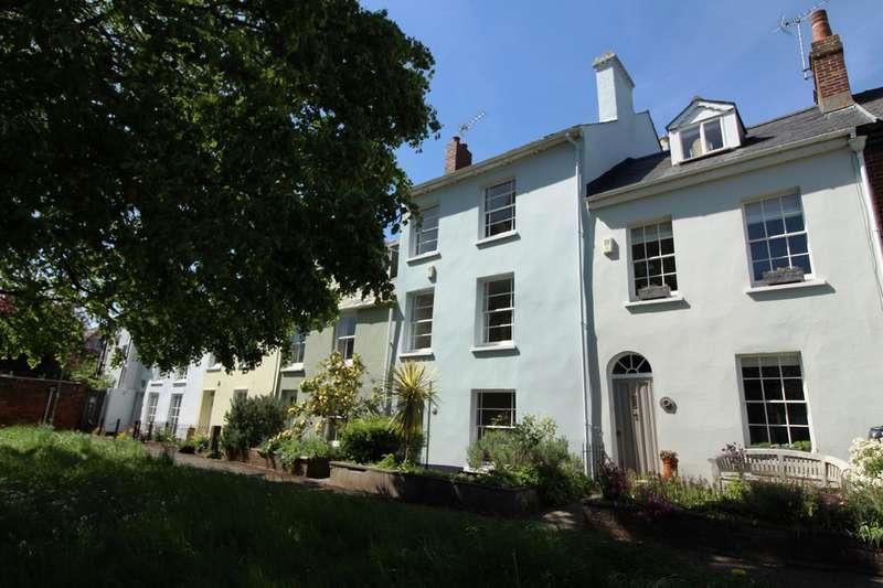 5 Bedrooms Property for sale in St Davids EX4