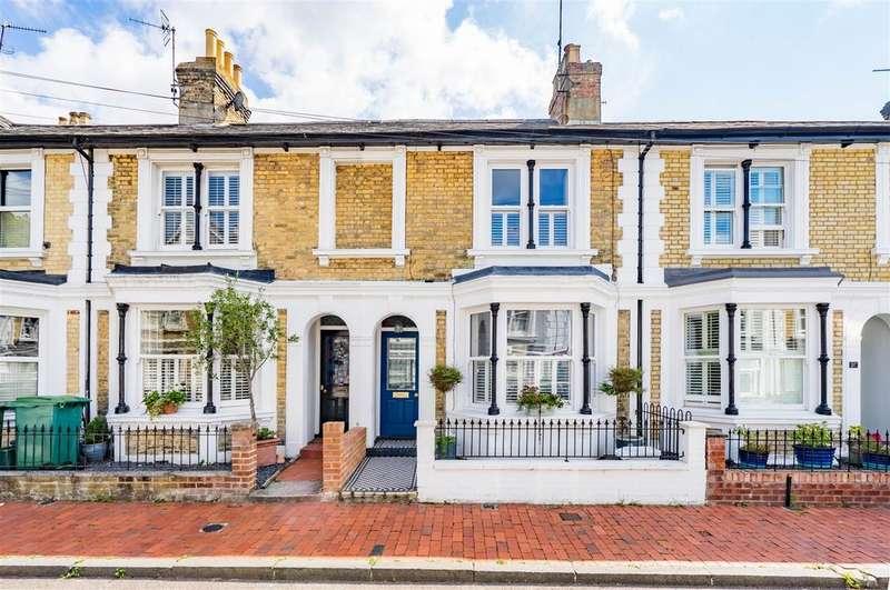 3 Bedrooms Terraced House for sale in Mountfield Road, Tunbridge Wells TN1